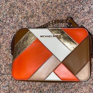 New with tags Michael khors crossbody bag.
